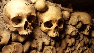 Catacombes: Plan a Trip to Paris on a Budget