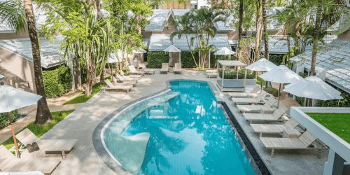 Best Places in Thailand Deevana Resort in Krabi