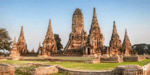 Ayutthaya Day Trip from bangkok Thailand