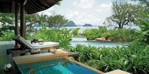 Ritz Carlton Reserve in Krabi Thailand