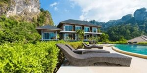 Railay Phutawan Resort in Railay Beach Thailand