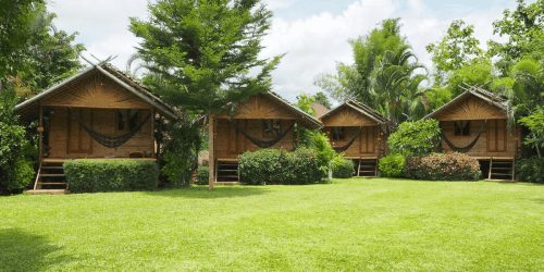 Pai Country Hut in Pai Thailand