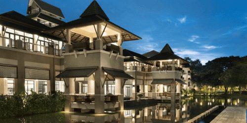 Le Meridien Resort in Thailand