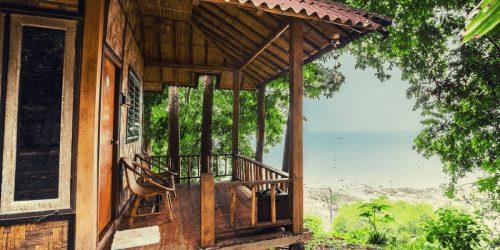 Railay Garden View Resort in Railay Beach Thailand