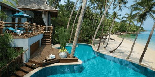 Four Seasons Koh Samui on of the Best Places in Thailand