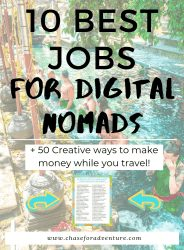 Digital Nomad Jobs that make money