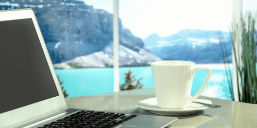 Work from anywhere in the world working one of the best location independent jobs
