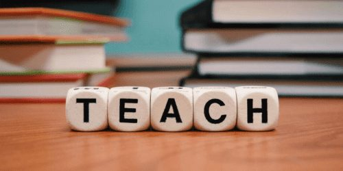 Teach English working one of the best location independent jobs