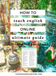How to teach english online ultimate guide