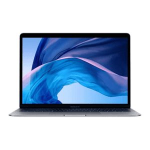 Macbook Air used for Teaching English Online