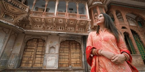 Woman in India wondering if it's safe to visit