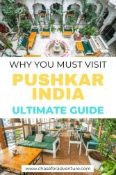 Pushkar India Best things to do