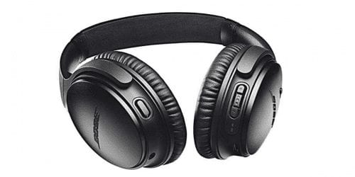 bose headphones for sleeping on a plane