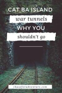 Cat Ba War Tunnels