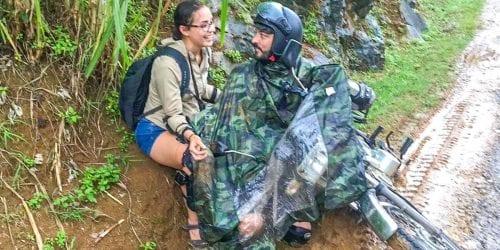 Ha Giang Loop Crash