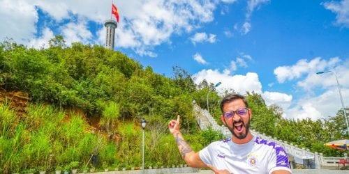 Ha Giang Loop Lung Cu Tower Northern Vietnam