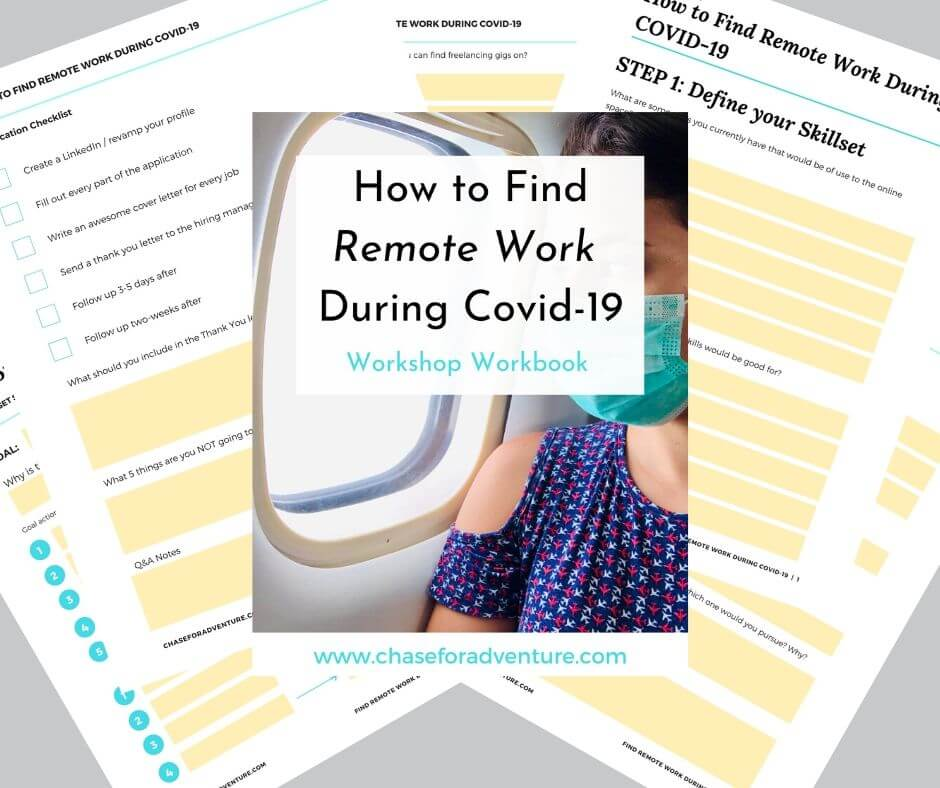 How to Find Remote Work During COVID-19