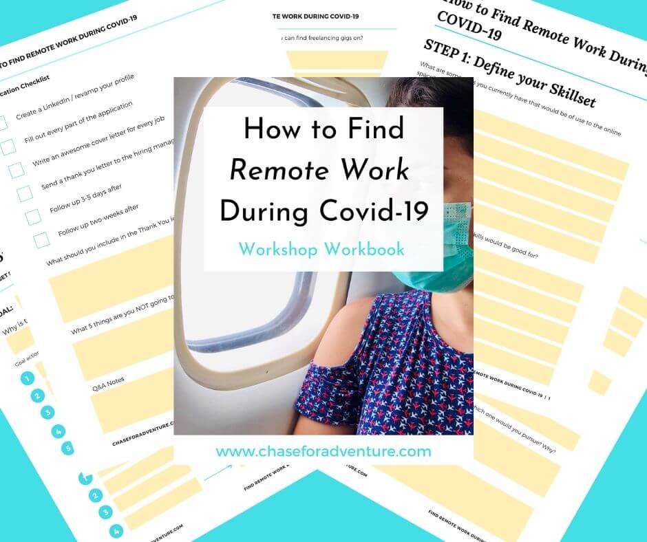How to Find Remote Working During COVID-19