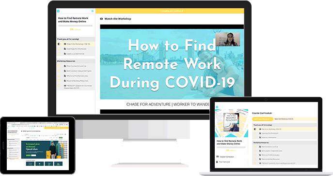 How to find remote work during the pandemic